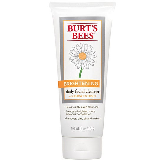 Limpiador facial para uso diario Brightening