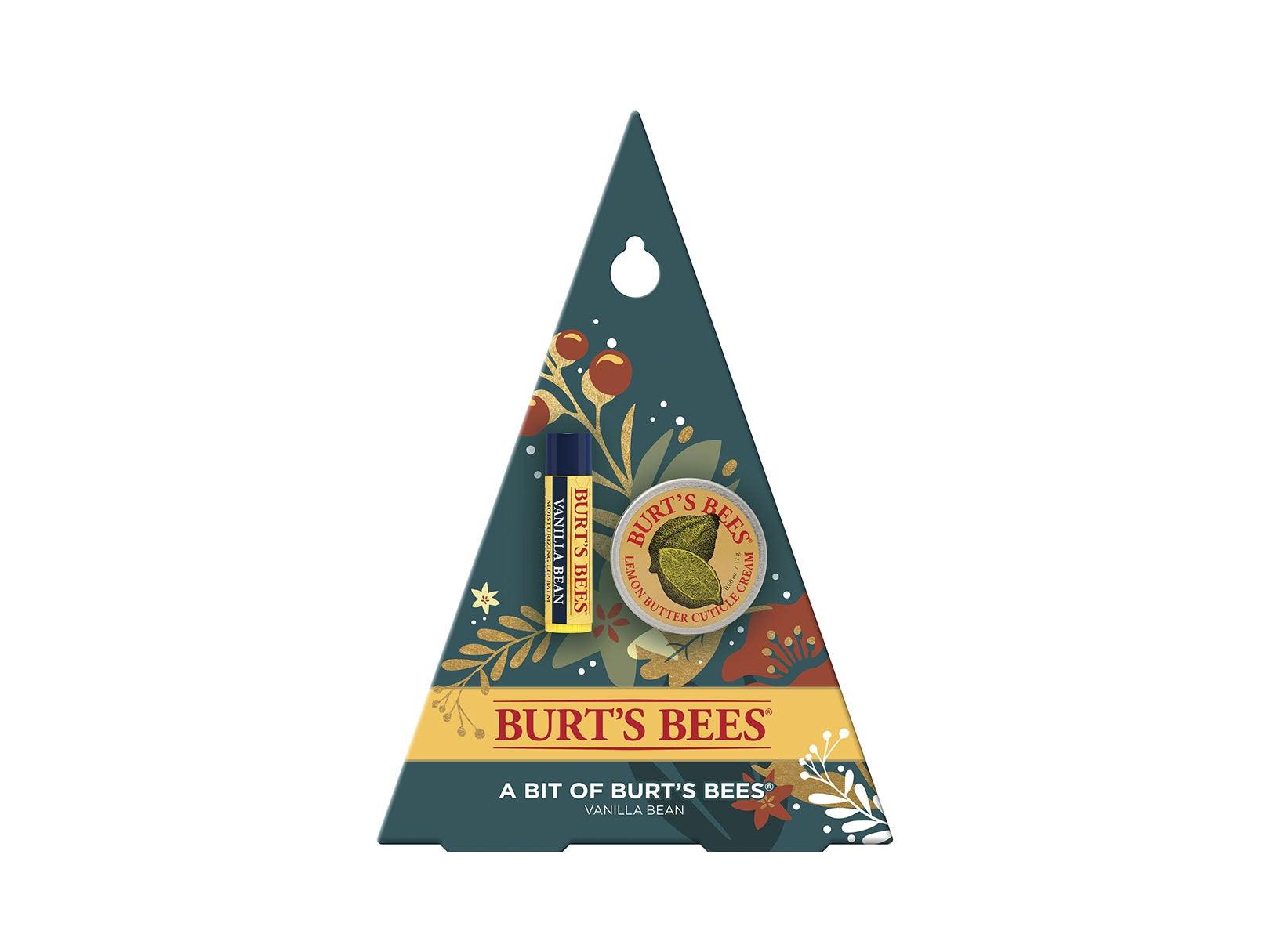 Burt's Bees A Bit of Burt's Vanilla Bean Gift