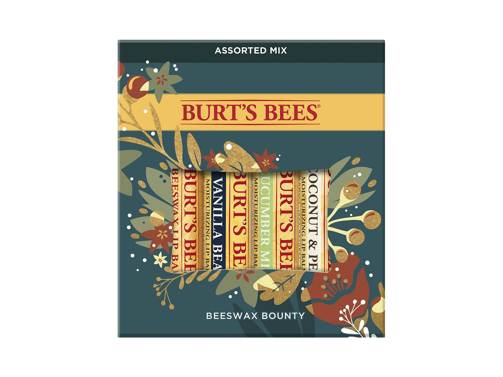 Burt's Bees Beeswax Bounty Assorted Gift